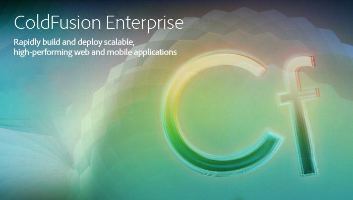 ColdFusion 11 Enterprise